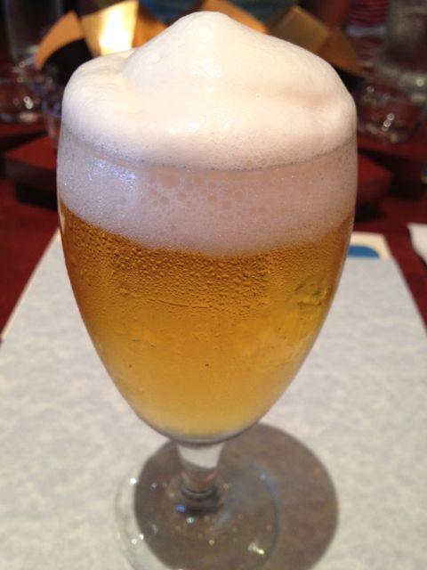 Ichiban Shibori Frozen Draft Beer from Kirin