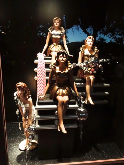 Disney's Hollywood Studios, Shop Window Displays Christmas 2012 - 07