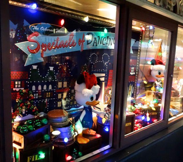 Disney's Hollywood Studios, Shop Window Displays Christmas 2012 - 11