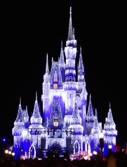 Magic Kingdom, Cinderella Castle