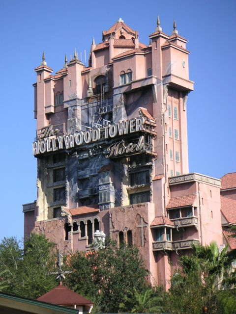 Tower of Terror - 1