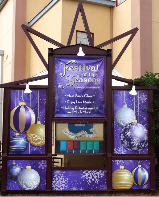 2012 Festival of the Seasons at Downtown Disney - 01