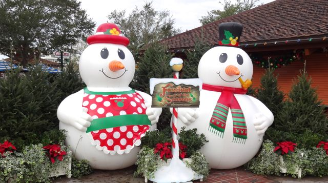 2012 Festival of the Seasons at Downtown Disney - 03