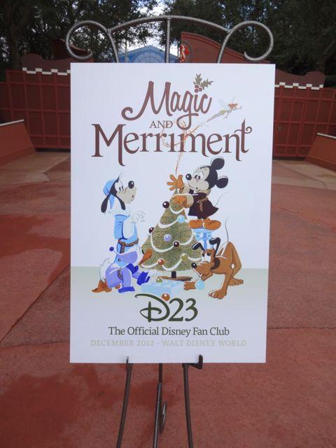 Let the Magic & Merriment Begin...