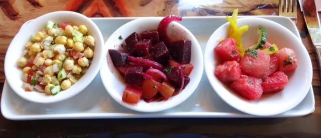 Salad Service:
