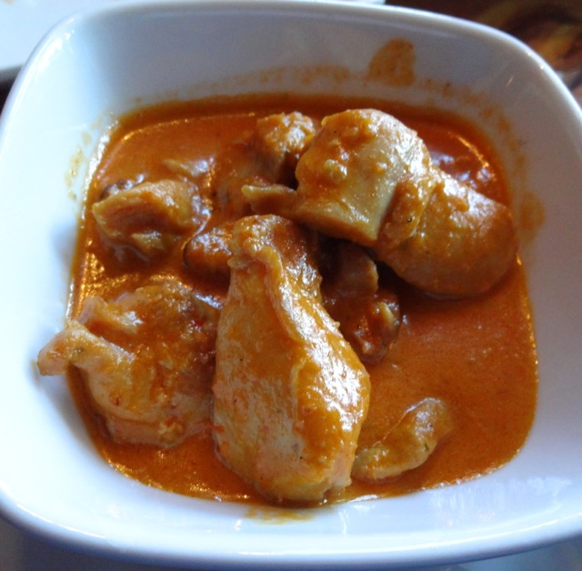 Butter Chicken (yum yum!)