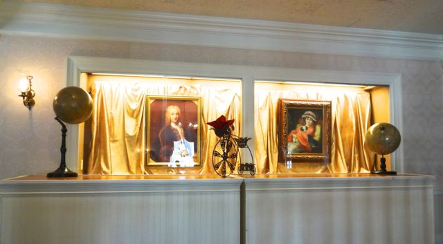 Hospitality Suite inside American Adventure on Day 1 of D23 Magic & Merriment 2012 at Walt Disney World - 06