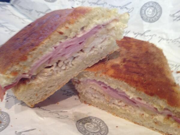 Earl of Sandwich Cuban