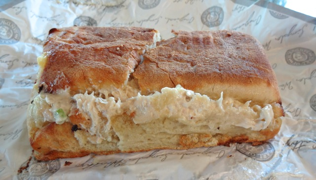 Tuna Melt - Earl of Sandwich