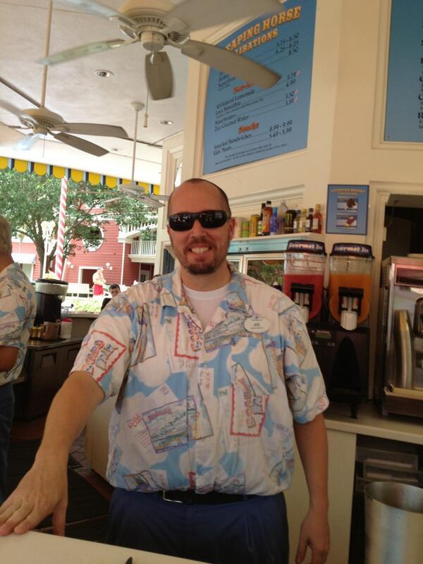 We found a bartender! Joe joe