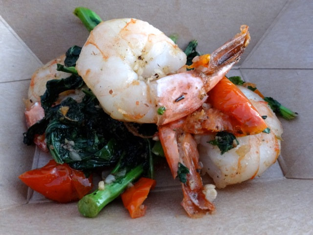 Australia - Garlic Shrimp