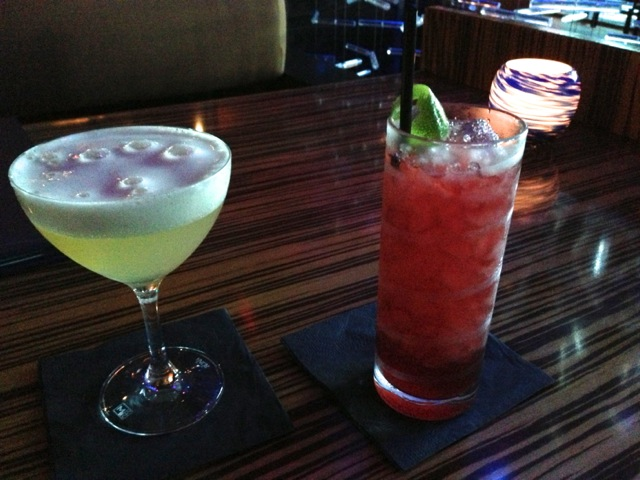 Surprise! New cocktails at bluezoo!