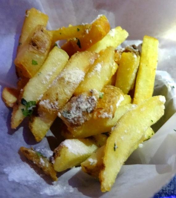 Salt & Vinegar Fries (vinegar powder)
