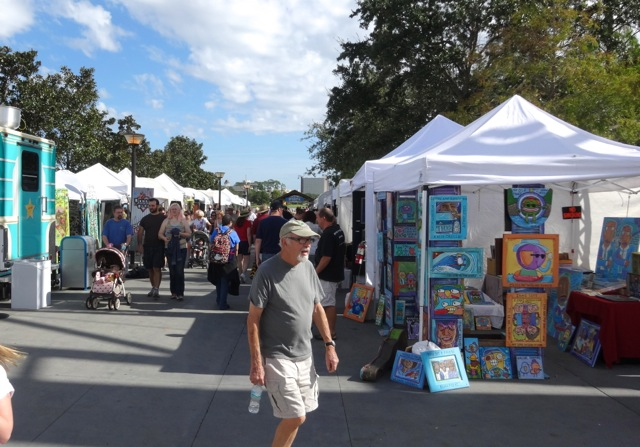 2013 Festival of the Masters at Downtown Disney - 15