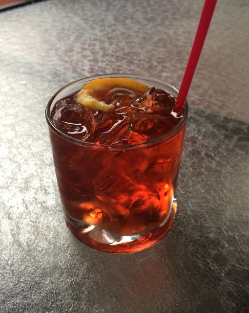 Nick's Boulevardier - all good in the end