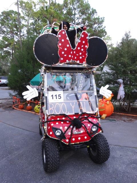 Halloween 2013 at Fort Wilderness Campground - Walt Disney World - 03