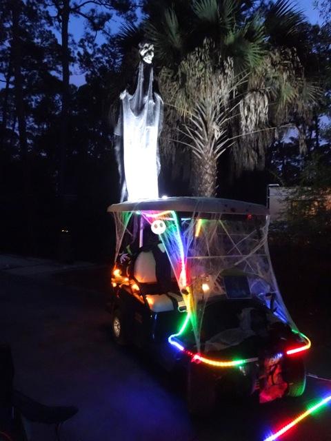 Halloween 2013 at Fort Wilderness Campground - Walt Disney World - 04