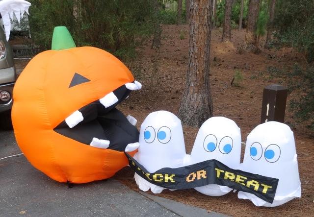 Halloween 2013 at Fort Wilderness Campground - Walt Disney World - 13