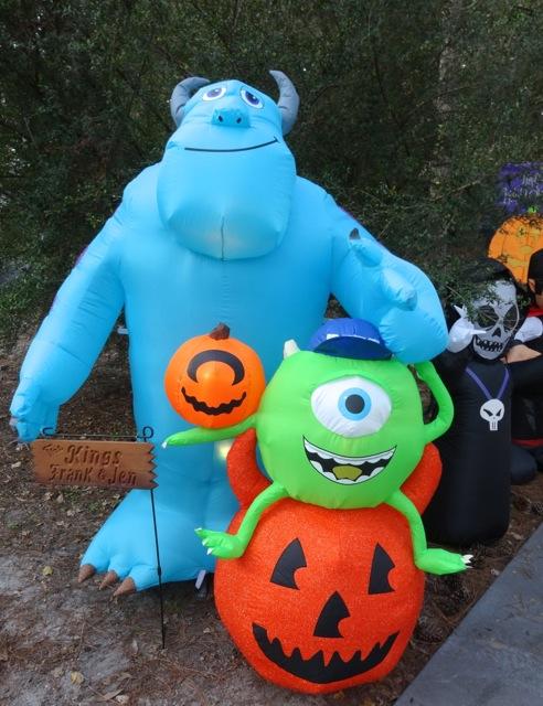Halloween 2013 at Fort Wilderness Campground - Walt Disney World - 14