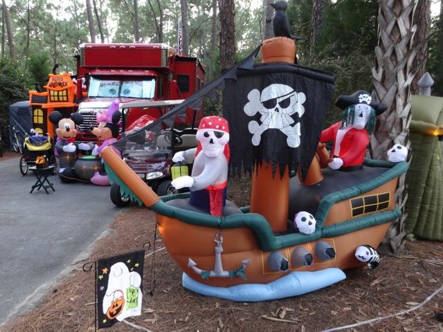 Halloween 2013 at Fort Wilderness Campground - Walt Disney World - 15