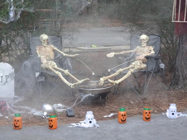 Halloween 2013 at Fort Wilderness Campground - Walt Disney World - 16