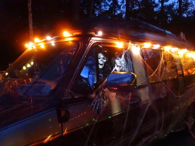 Halloween 2013 at Fort Wilderness Campground - Walt Disney World - 17
