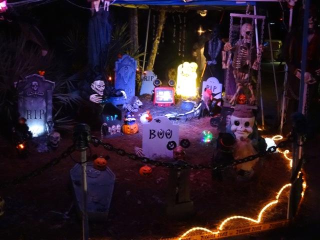 Halloween 2013 at Fort Wilderness Campground - Walt Disney World - 18