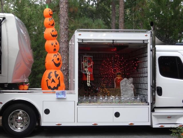 Halloween 2013 at Fort Wilderness Campground - Walt Disney World - 20