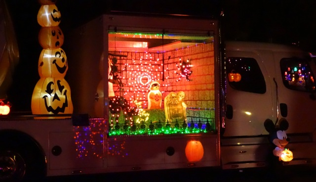 2013 Halloween at Fort Wilderness Campground and Resort  ~ 154003_Rv Decorating Halloween Ideas