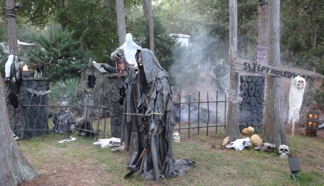 Halloween 2013 at Fort Wilderness Campground - Walt Disney World - 24