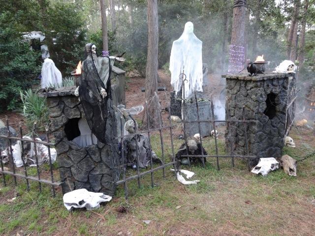 Halloween 2013 at Fort Wilderness Campground - Walt Disney World - 25