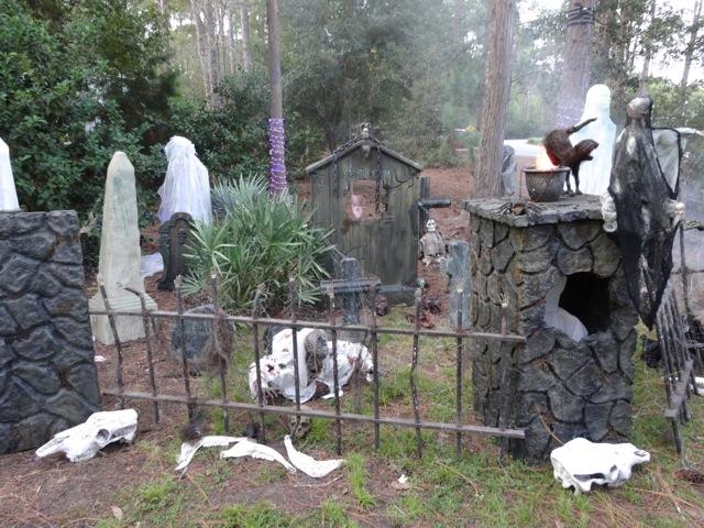 Halloween 2013 at Fort Wilderness Campground - Walt Disney World - 26