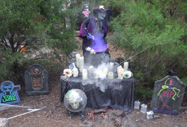 Halloween 2013 at Fort Wilderness Campground - Walt Disney World - 28