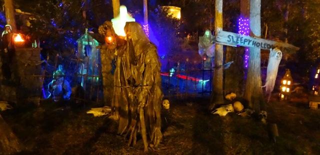 Halloween 2013 at Fort Wilderness Campground - Walt Disney World - 29