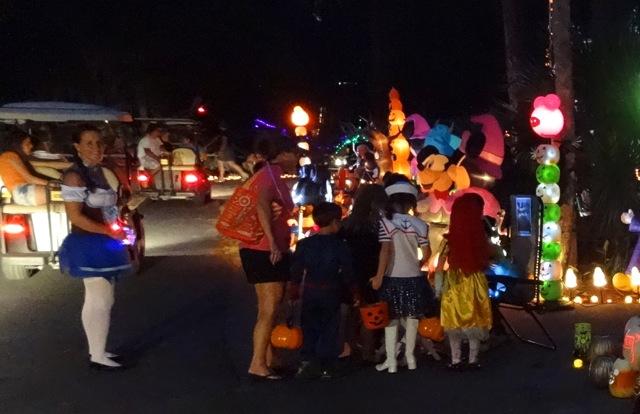 Halloween 2013 at Fort Wilderness Campground - Walt Disney World - 32