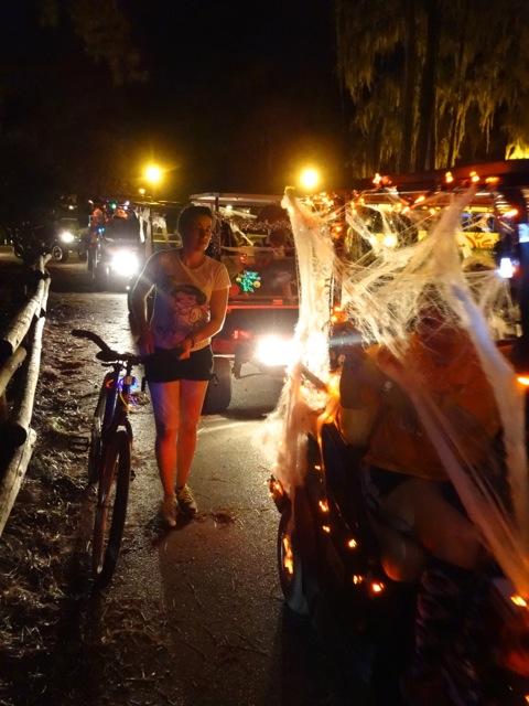 Halloween 2013 at Fort Wilderness Campground - Walt Disney World - 33