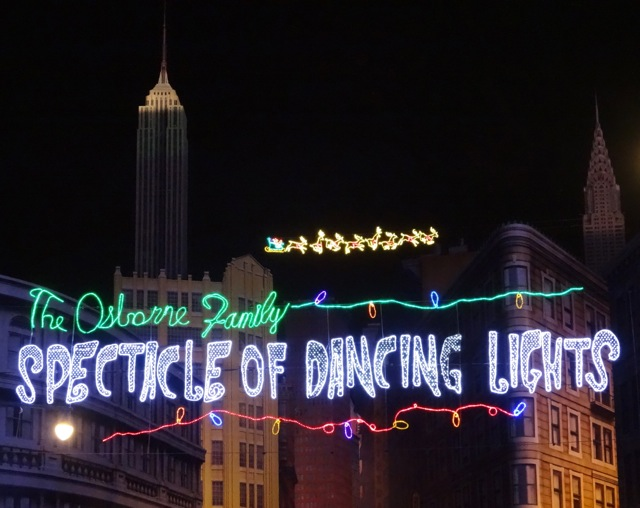 The Osborne Family Spectacle of Dancing Lights November 12 2013 - 01