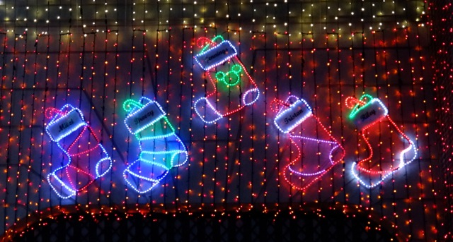 The Osborne Family Spectacle of Dancing Lights November 12 2013 - 02