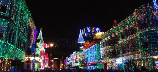 The Osborne Family Spectacle of Dancing Lights November 12 2013 - 03