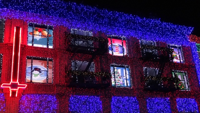 The Osborne Family Spectacle of Dancing Lights November 12 2013 - 09