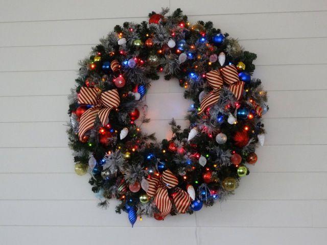 Boardwalk Resort Holiday Decorations 2013 - 02