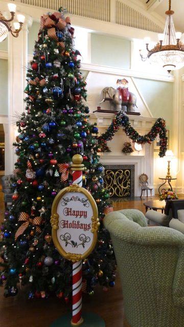 Boardwalk Resort Holiday Decorations 2013 - 04