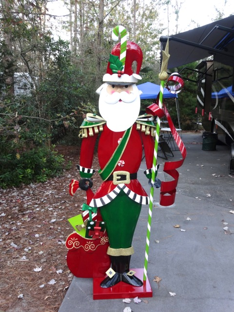Fort Wilderness Christmas 2013 - 03