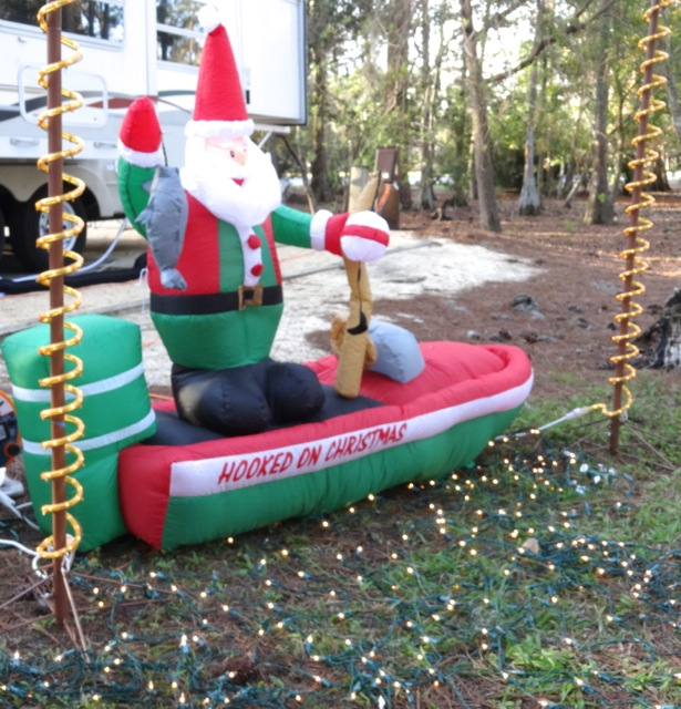 Fort Wilderness Christmas 2013 - 10