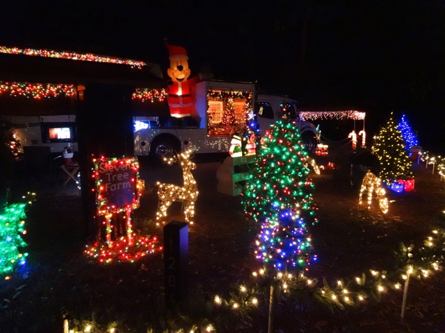 Fort Wilderness Christmas 2013 - 18