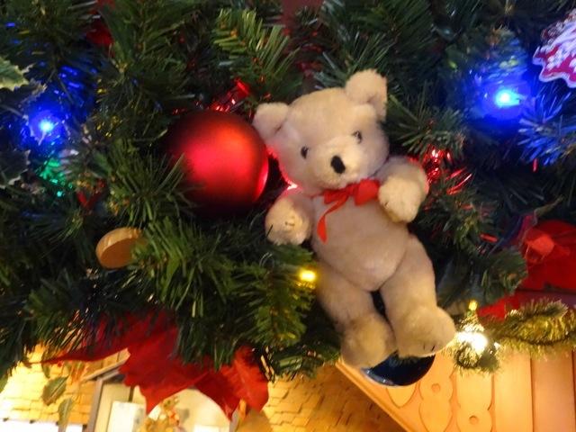 small articulated Teddy Bear