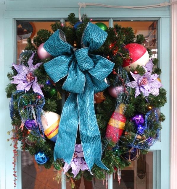 Old Key West Holiday Decor 2013 - 3