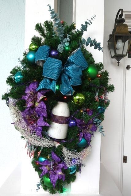 Old Key West Holiday Decor 2013 - 4