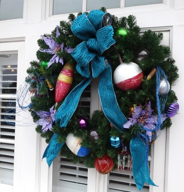 Old Key West Holiday Decor 2013 - 5