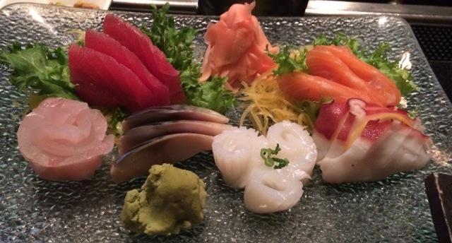 Kimono's Sushi Bar for Valentine's Dinner 2014 - 5